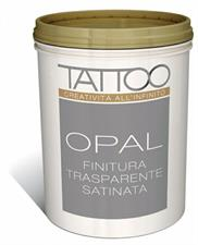 Opal Tattoo, incolore, lt. 1